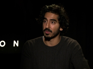 Lion: Dev Patel