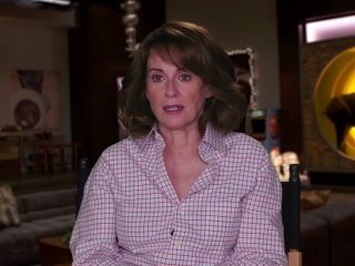Why Him: Megan Mullally On The Story