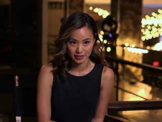 Office Christmas Party: Jamie Chung On Her Role As 'Meghan'
