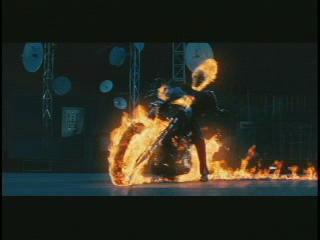 Ghost Rider Scene Stop Following Me
