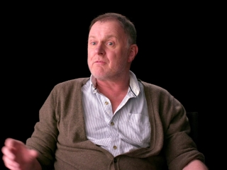 Live By Night: Robert Glenister On When We First Meet 'Albert'