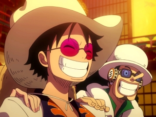One Piece Film Gold US