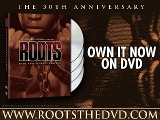 Roots 30th Anniversary Special Edition Scene: Tom Takes A Stand