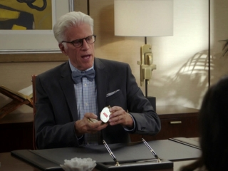 The Good Place: What's My Motivation