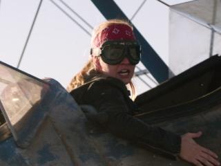 The Space Between Us: Biplane Runaway