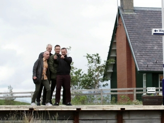 T2 Trainspotting: The Script (Vignette)