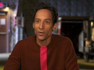 Powerless: Danny Pudi