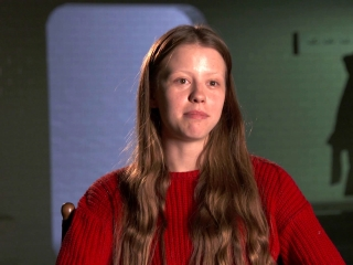 A Cure For Wellness: Mia Goth On Her Character Hannah