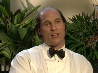 Gold: Matthew McConaughey On His Character
