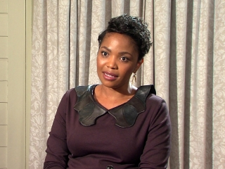 A United Kingdom: Terry Pheto On Her Character