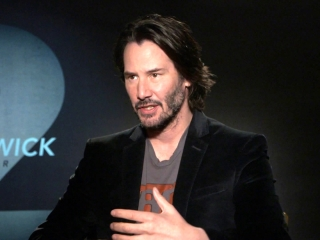 John Wick: Chapter 2: Keanu Reeves On His Love Of The Character John Wick
