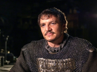 Pedro Pascal On His Character