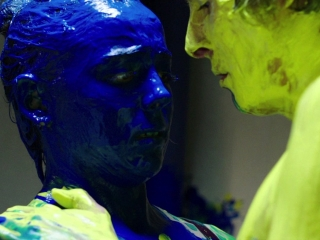 Raw: Blue And Yellow Make Green