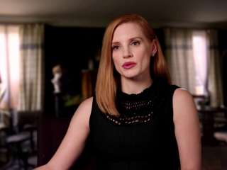 The Zookeeper's Wife: Jessica Chastain On The Book 'The Zookeeper's Wife'