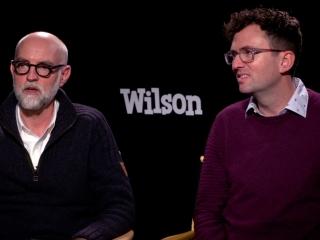 Wilson: Daniel Clowes & Craig Johnson On Their First Meeting