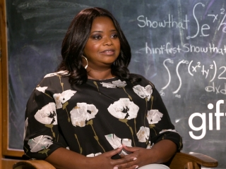 Gifted: Octavia Spencer On Why 'Mary' Is Special