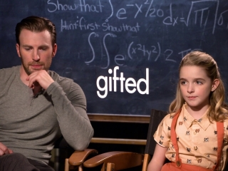 Gifted: Chris Evans & McKenna Grace On Why They Wanted To Join This Film