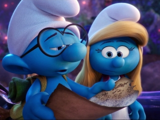 Smurfs: The Lost Village: River Chase
