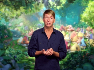 Jack Mcbrayer On What Excited Him About The Project
