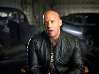 The Fate Of The Furious: Vin Diesel On The Fans Of The Franchise