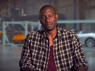 The Fate Of The Furious: Tyrese Gibson On 'Roman' As The Voice Of The Audience