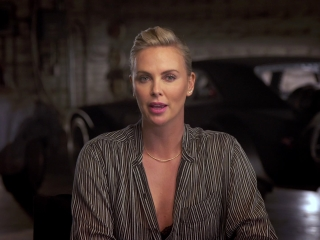 The Fate Of The Furious: Charlize Theron On Her Character