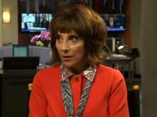 Great News: Andrea Martin