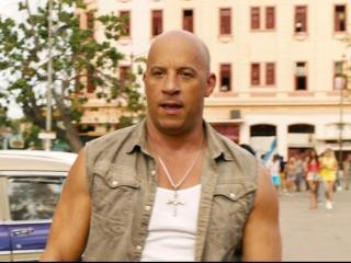 Dom And Letty Modify A Car For The Race Through Havana