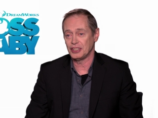 The Boss Baby: Steve Buscemi on having a Boss Baby (International)