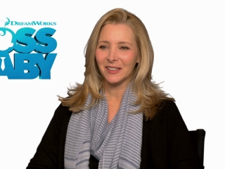 The Boss Baby: Lisa Kudrow on being a Boss Baby (International)
