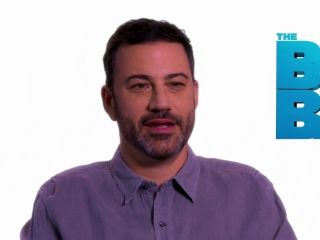 The Boss Baby: Jimmy Kimmel on the Animation (International)
