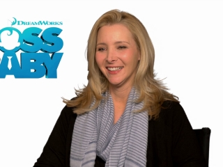 The Boss Baby: Lisa Kudrow on working with the Director (International)