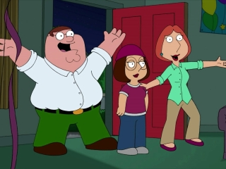 Family Guy Another Freakin Mobile App