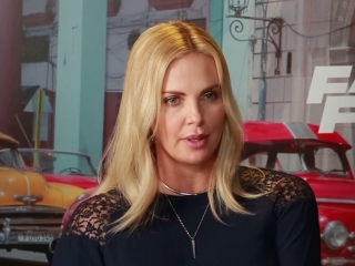 Charlize Theron On Her Character