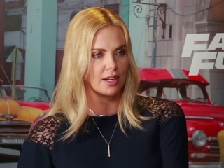 Charlize Theron On Identifying With Her Character