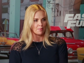 Charlize Theron About Cuba