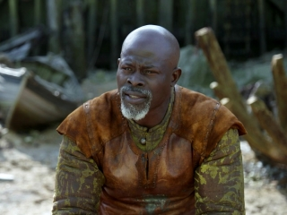 Djimon Hounsou On Guy Ritchie