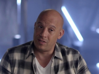 xXx: The Return Of Xander Cage: Vin Diesel On His Dad (Home Ent.)