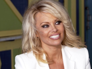 Pamela Anderson On As A Movie
