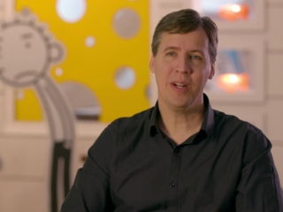 Jeff Kinney On How He Started Writing