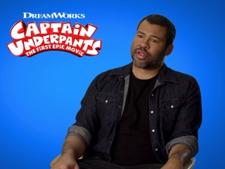 Captain Underpants: The First Epic Movie: Jordan Peele On Melvin