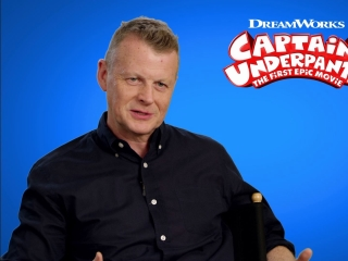 Captain Underpants: The First Epic Movie: Mark Swift On Becoming A Producer On The Film