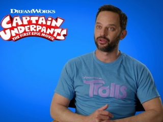 Captain Underpants: The First Epic Movie: Nick Kroll On Why He Joined This Movie