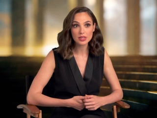 Wonder Woman: Gal Gadot On The Qualities Of 'Wonder Woman'