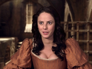 Pirates Of The Caribbean: Dead Men Tell No Tales: Kaya Scodelario On Her Attraction To The Role