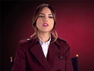 Baby Driver: Eiza Gonzalez On Her Character