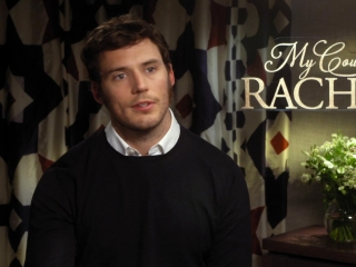 Sam Claflin On Reading The Source Material