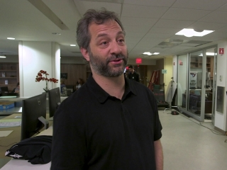 Judd Apatow On The Film S Balance Of Drama And Comedy