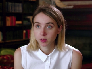 Zoe Kazan On Her Audition For The Role Of Emily