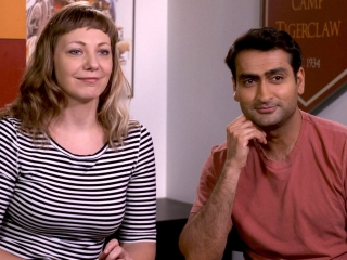 Emily V Gordon And Kumail Nanjiani On The Emotional Disconnect After The Coma